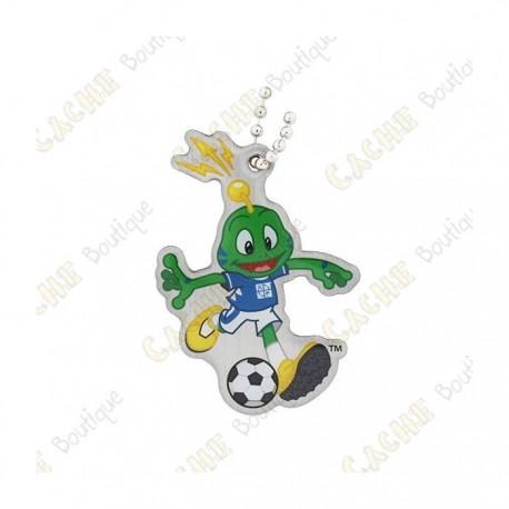 Traveler Signal the frog - Football (soccer)