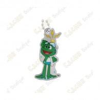 Traveler Signal the frog - Swimming