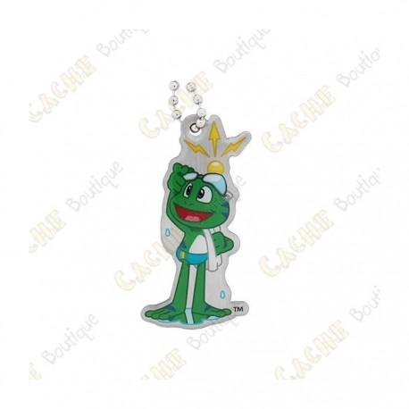 Traveler Signal the frog - Natation (Swimming)