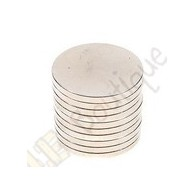 Magnets neodymes 20mm - Lot de 10