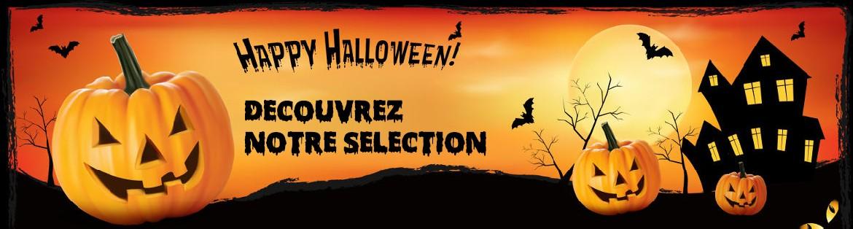 Sélection Halloween